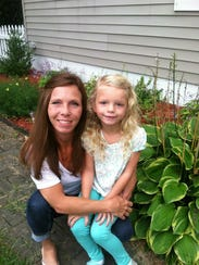 Sharon Elizabeth Watson, 37, and her 7-year-old daughter