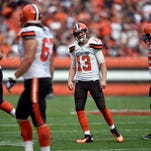 Second down: Browns lose another starting QB as McCown out