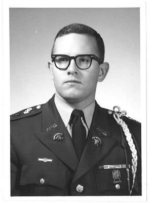 Thomas DeFrank in 1967