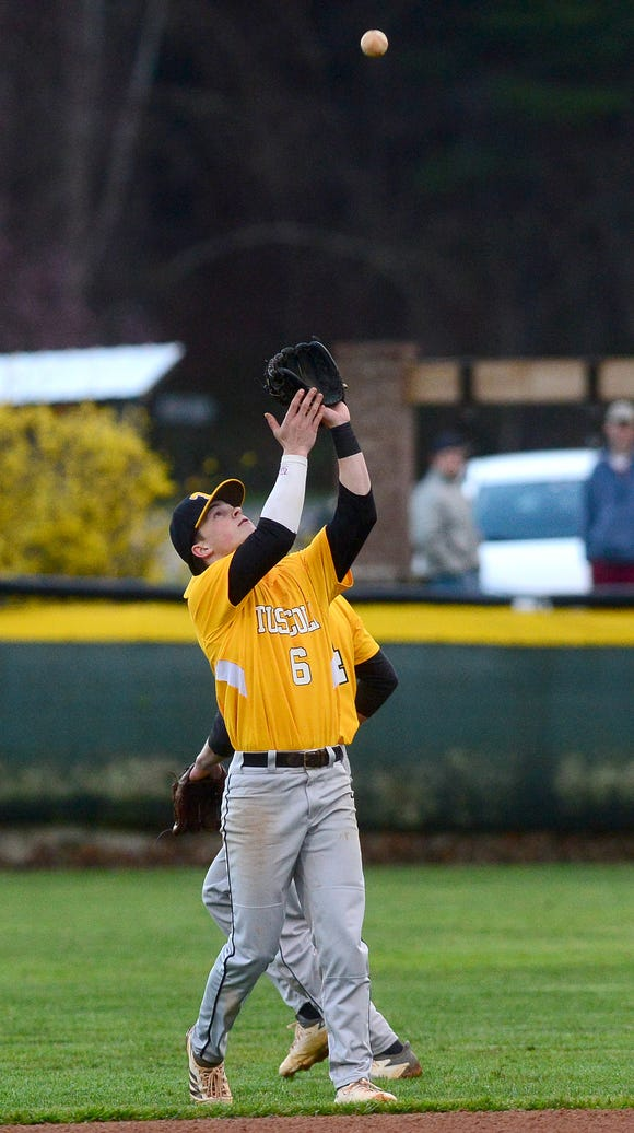 Tuscola junior infielder Hunter Bryson announced on social media Tuesday night that he will play baseball at Appalachian State.