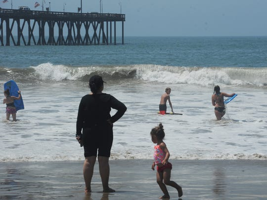 Ventura County's beaches, including this one in Ventura, are a draw for tourists throughout the year and especially during the summer. Direct travel spending last year in the county was around $1.8 billion, and 17,360 local jobs were supported by travel spending in 2018.