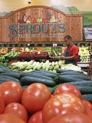 Sprouts Farmers Market is now open at One Bellevue