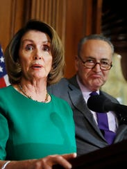 Democrats in Congress, including House Minority Leader Nancy Pelosi, are determined to save DACA, and have threatened to shut down the government to do it.