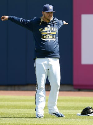 The Brewers didn't hesitate to trade Yovani Gallardo because they were confident Jimmy Nelson could step in.