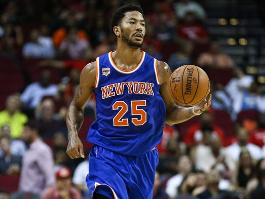 Derrick Rose: From New York to Cleveland