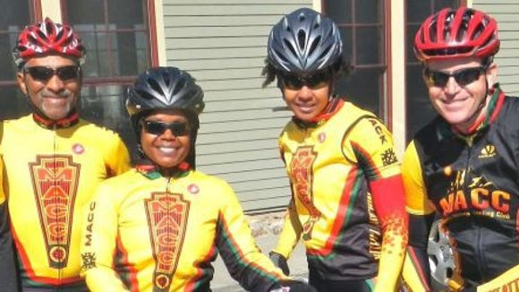 The WNC Diversity Engagement Coalition welcomes the Major Taylor Mountains Summit, an annual gathering of primarily African American cyclists from around the United States, on Saturday, April 23.