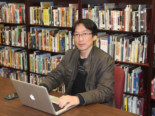 Chinese professor visits ULM for intellectual exchange