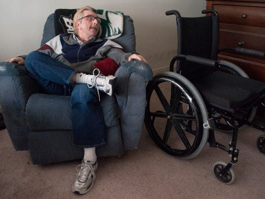 Voorhees man moves closer to independence