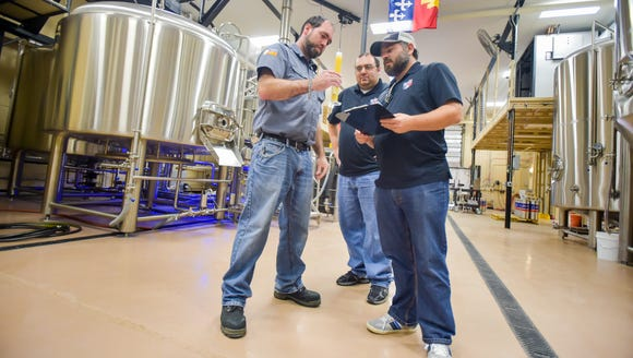 Cajun Brewing is Lafayette's first craft brewery and
