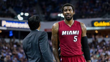 Ex-NBA star Amar'e Stoudemire: I would avoid gay teammate in locker room