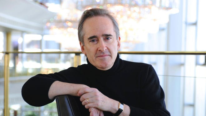 James Conlon leads his final May Festival as music director this month.