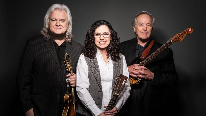 Ricky Skaggs, Sharon White and Ry Cooder perform together Saturday night in Ithaca.