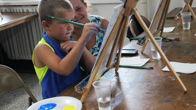Cornerstone Center for the Arts will offer six-week classes and workshops for kids and adults.