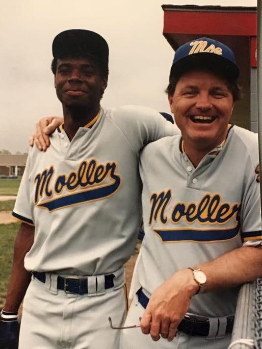 Ken G and coach