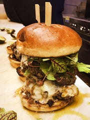 Louisville's Mussel & Burger Bar offers one of the best cheeseburgers in town.