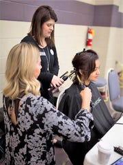 Volunteers help seniors feel like Cinderella as part