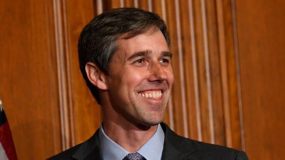 Rep. Beto O'Rourke, D-Texas