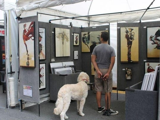 Hobe Sound will once again welcome the nation's top artists and skilled craft artisans during the 16th Annual Hobe Sound Festival of the Arts on Feb. 4 and 5. It is scheduled to be pet-friendly and fun for the whole family.