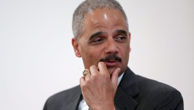 Attorney General Eric Holder announced new clemency guidelines.