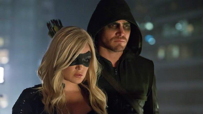 Caity Lotz joins 'Arrow' as Canary Wednesday.