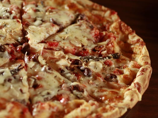 Indy Pizza On List Of Best Pizzas In Every State