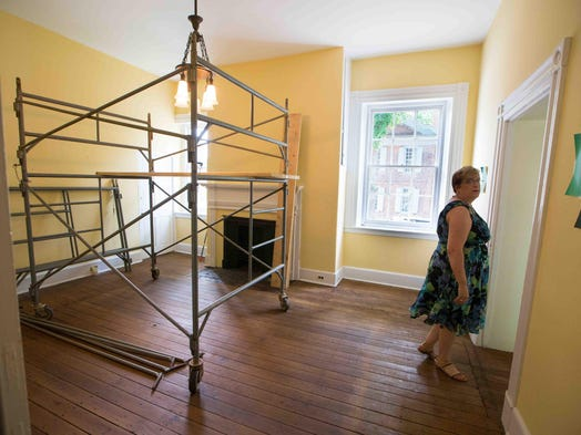 New Castle mansion donated to Sunday Breakfast Mission