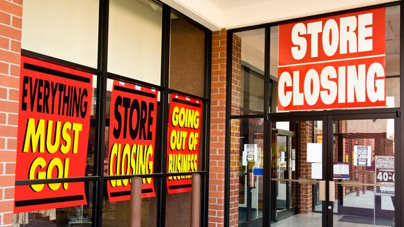 Here's how to get the best deals at a going out of business sale