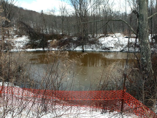 Superfund peter's mine RINGWOOD, NJ  03-20-2013    RINGWOOD CLEANUP SITE: