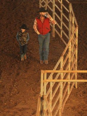 Miranda Lambert Video Co Star At Clemson Rodeo