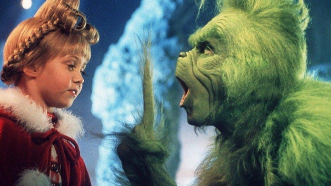Grinch who Stole