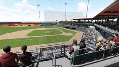 New stadium, new name: Bullfrogs unveil Ashwaubenon plans, 'name the team' contest