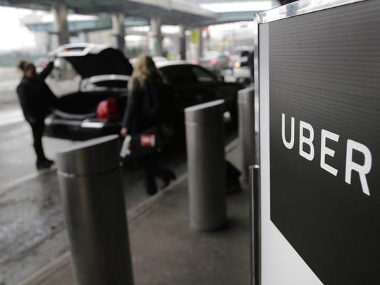 Uber-Rider Privacy
