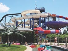 Sunshine forecast for Wild Water West Waterpark opening weekend