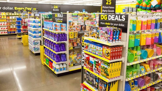 The Aumsville Dollar General store held its grand opening on Saturday, Dec. 2.