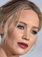 Actress Jennifer Lawrence arrives at the premiere of