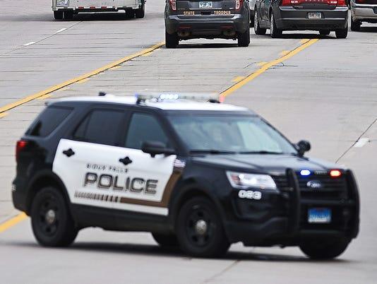 Stolen Vehicle Pursuit