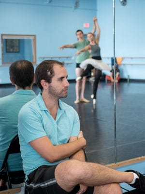 Along with changing the Nutcracker story line — moving it from New York where toys come to life, to the shores of the Indian River Lagoon where local animals dance — Ballet Vero Beach's founder and artistic producer, Adam Schnell, also is reinventing the choreography that's set to the original score by Pyotr Ilyich Tchaikovsky.
