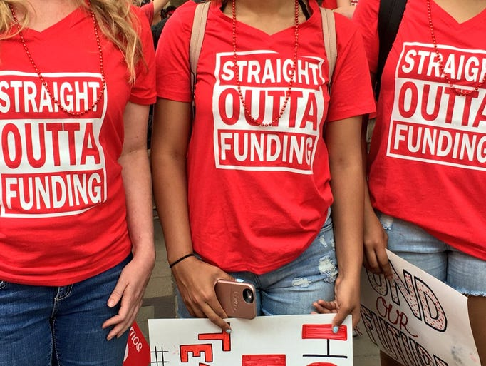 "Spotted at the walkout on April 26, 201: ""Straight"
