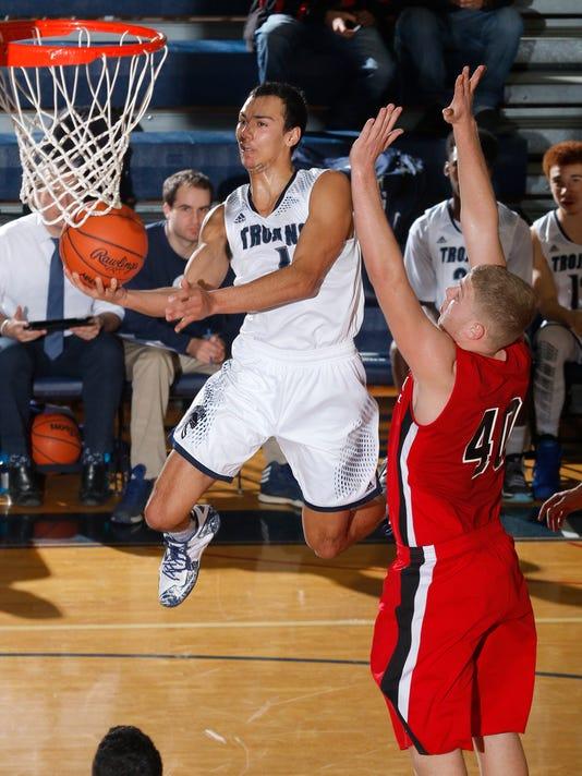 St. Johns at East Lansing Boys Basketball