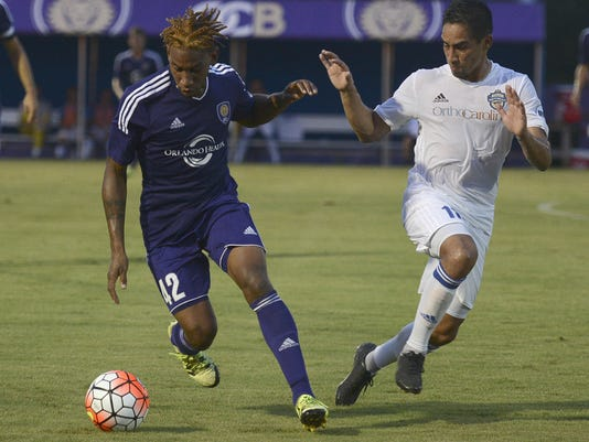 Pro Soccer: Charlotte Independence at Orlando City B