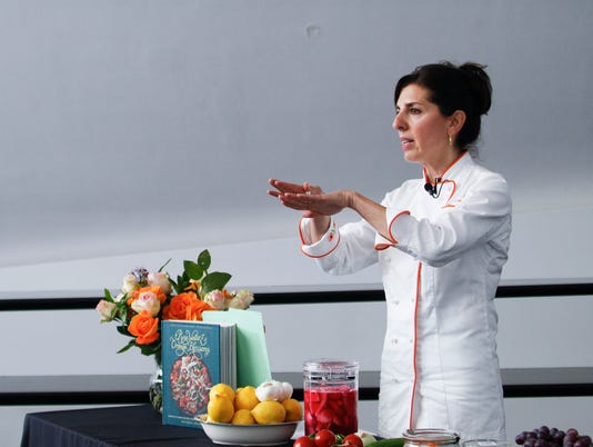 Art of Lebanese Cooking with Maureen Abood at the Broad Museum