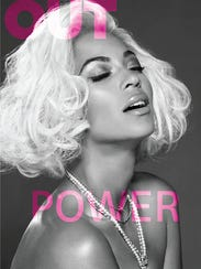Beyonce Out cover