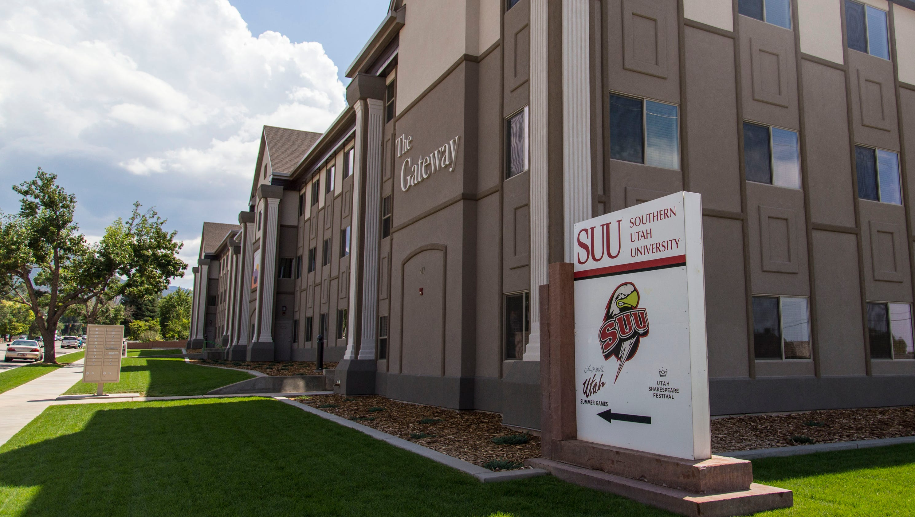 SUU students ready to move into Gateway North plex