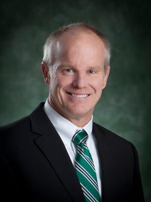 Binghamton University President Harvey Stenger