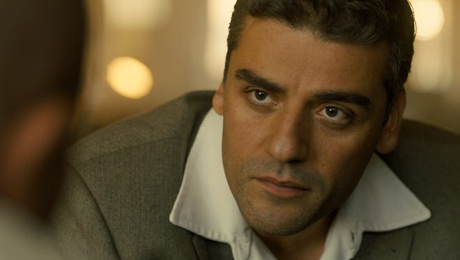 """Oscar Isaac stars in """"Operation Finale."""""""