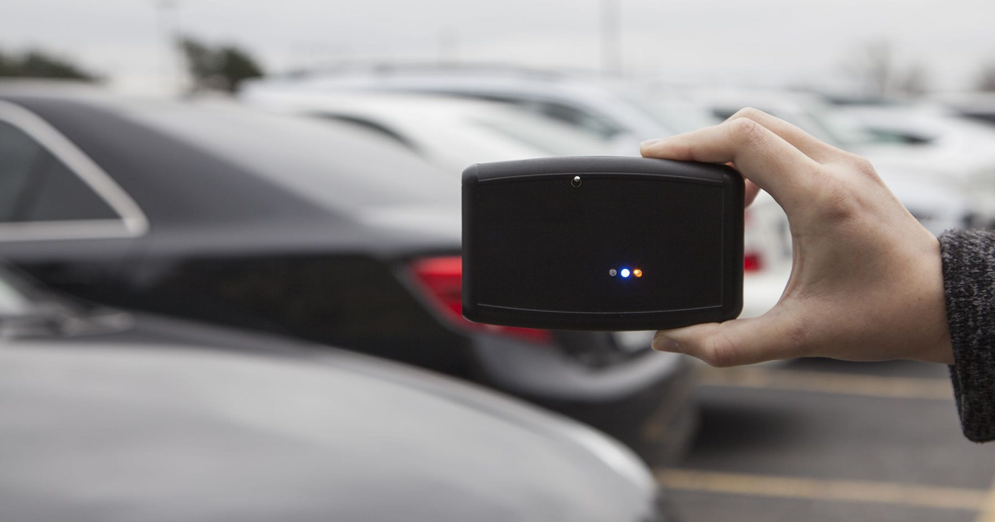 This device may allow a thief to steal your car