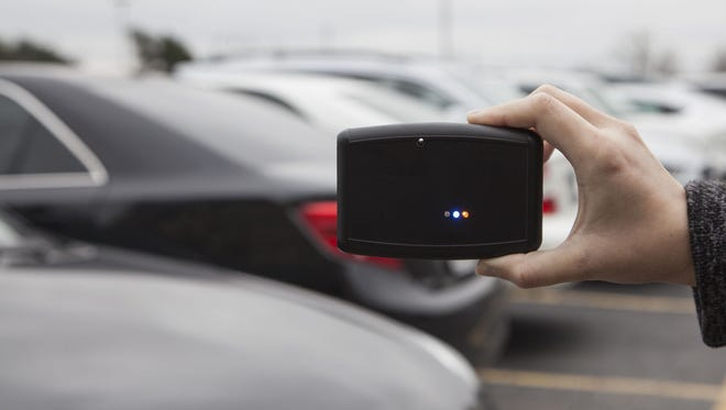 A keyless device acquired by the National Insurance Crime Bureau gained entry to, started and drove more than half of 35 vehicles in a test.