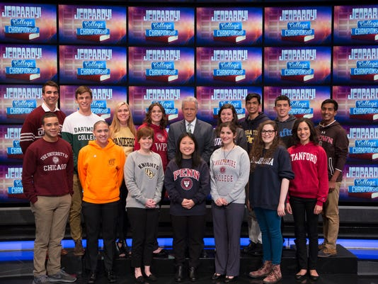 Jeopardy College Champions contestants 2018