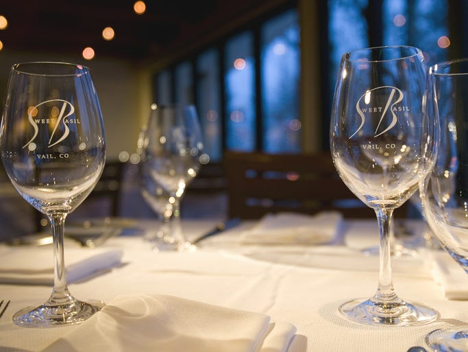 """The """"gold standard"""" for Vail dining, per Zagat, Sweet Basil is warm, inviting and  unpretentious."""
