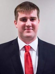 Austin Reid is running for the Republican nomination